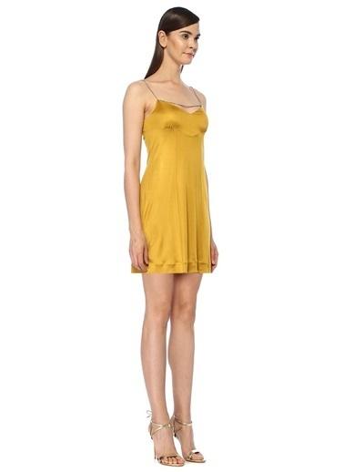 Alexa Chung for AG Elbise Sarı